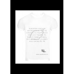 Koszulka męska - Psalm 91...